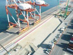 平成29年度 名古屋港飛島ふ頭東岸壁(-15m)改良工事(その2)