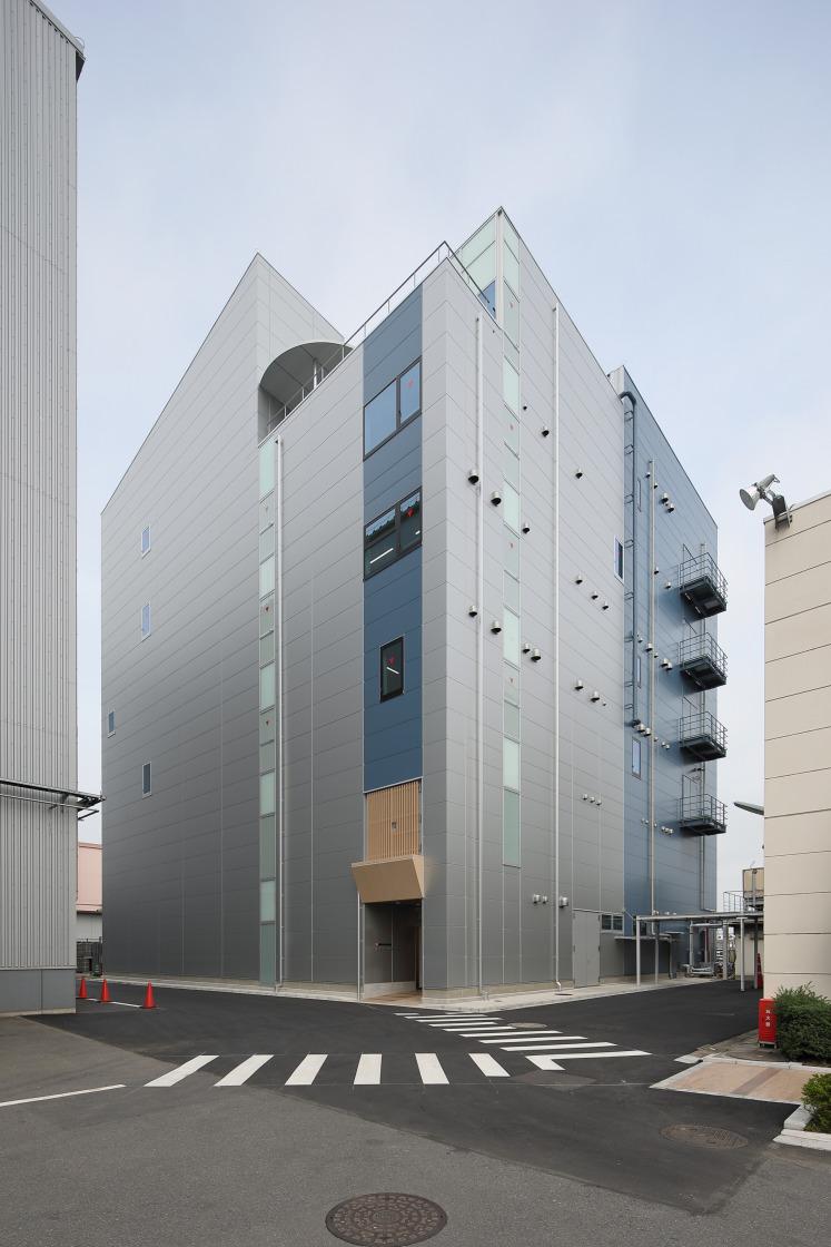 理研ビタミン株式会社 アプリケーション&イノベーション センター建築工事