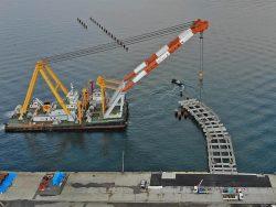 平成30年度佐世保港(浦頭地区)岸壁(-10m)築造工事(第2次)