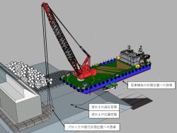 潜水作業施工管理システム